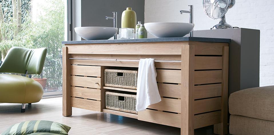Meuble de salle de bains Origin Tech par Lineart