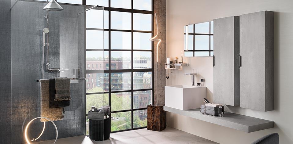 Meubles Salle de bain design et fonctionnels | Comafranc
