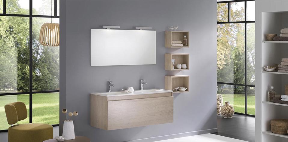 Meuble de salle de bains Dmotion de Delpha