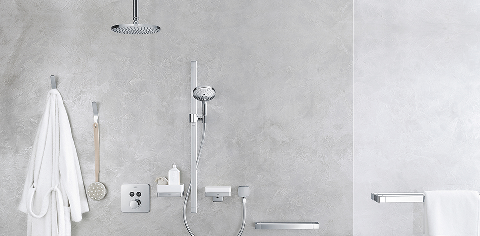 Colonne de douche Showerselect par Axor
