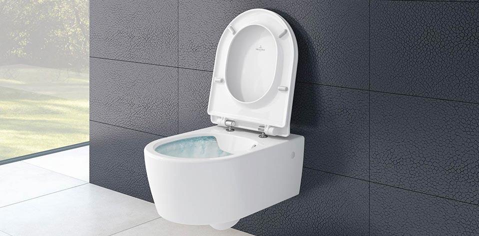 Toilettes Empora par Villeroy & Boch