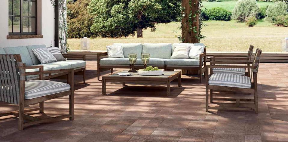Carrelage sol extérieur Garden par Marca Corona
