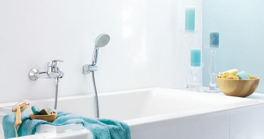 Robinets bain-douche