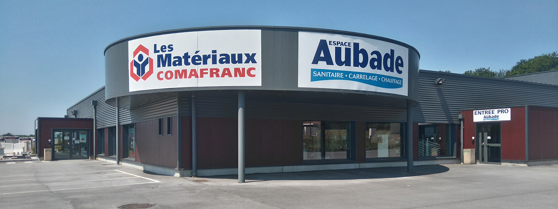 Salle d'exposition Comafranc Luxeuil-les-bains
