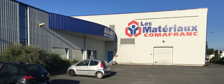 Salle d'exposition Comafranc Lure