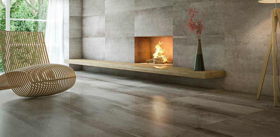Carrelage sol intérieur Sassari par Tau Ceramica
