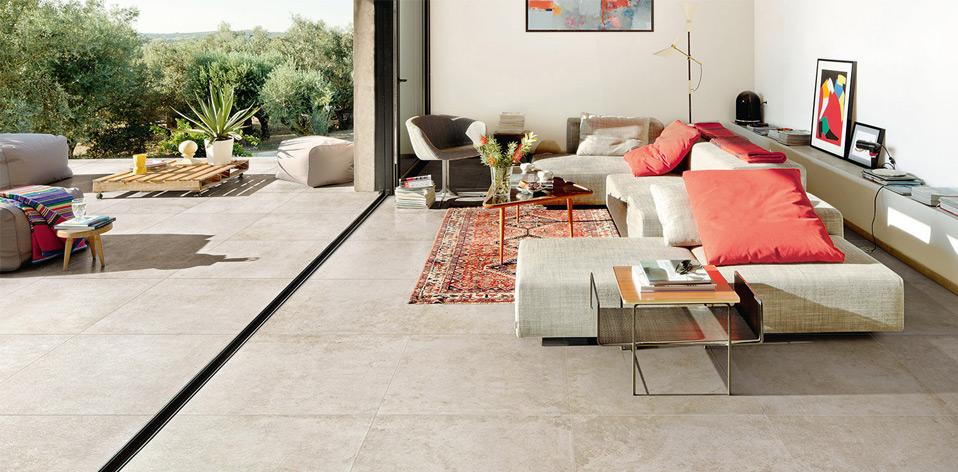 Carrelage sol extérieur Castlestone par Ceramiche Piemme