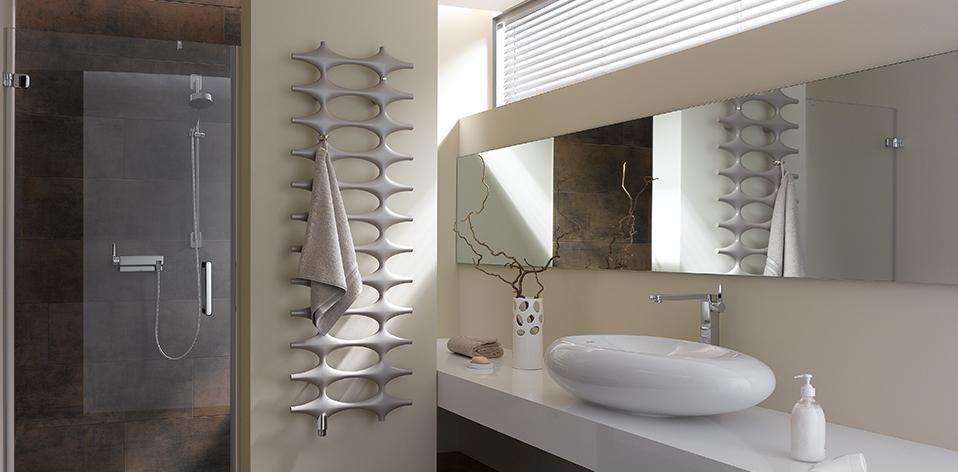 Sèche serviette Ideo par Kermi