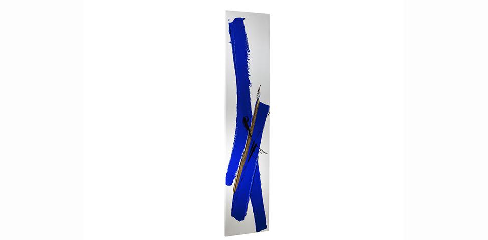 Radiateur Blue Gold par Cinier