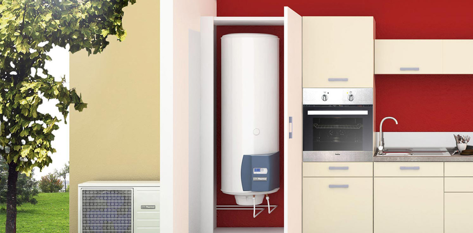 Chauffe-eau thermodynamique Aeromax Split Thermor