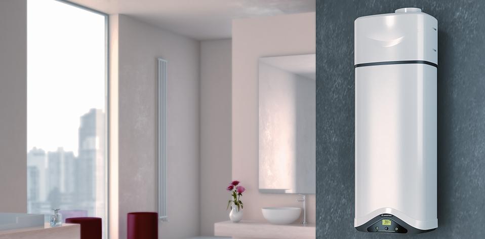 Chauffe-eau thermodynamique Nuos Evo par Ariston