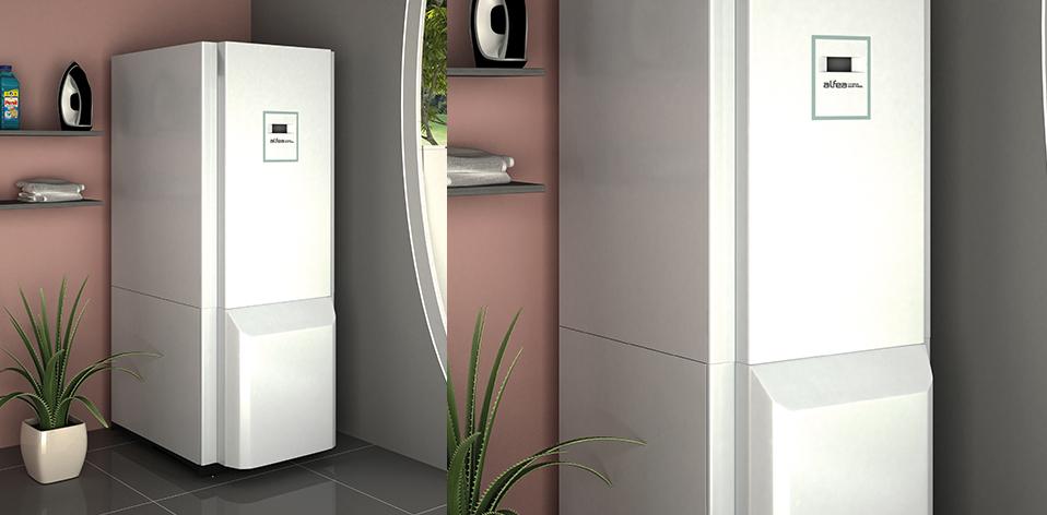 Pompe à chaleur Alfea Hybrid Duo Fioul Bas Nox