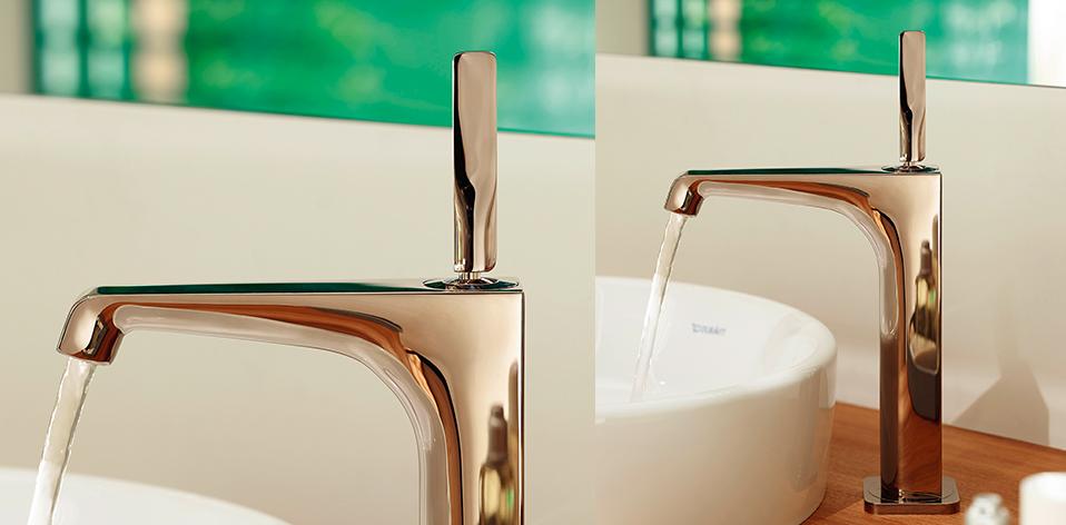 Robinet pour lavabos et vasques Citterio E par Axor