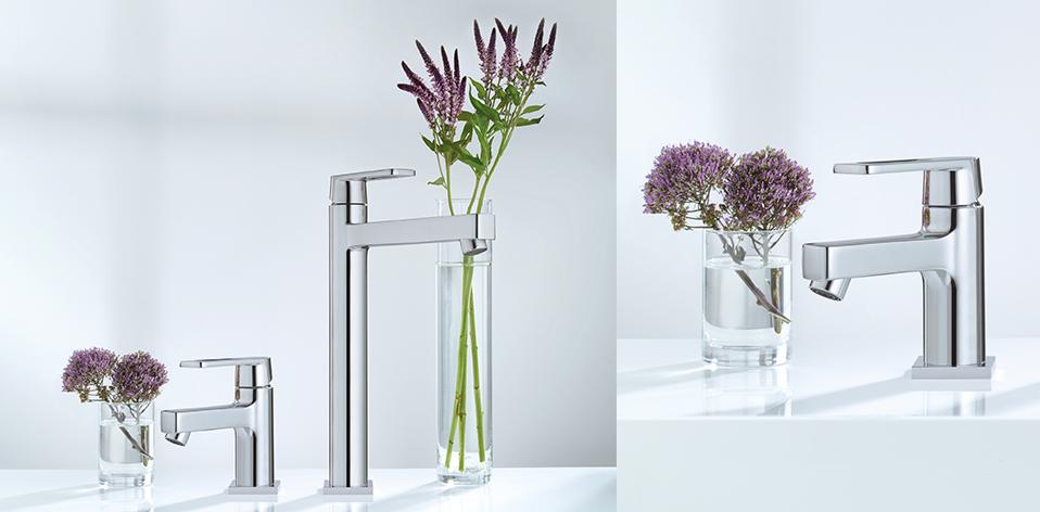 Robinet pour lavabos et vasques Quadra par Grohe