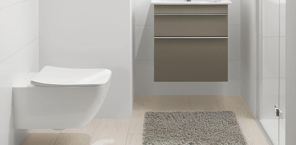 Toilettes Veniticello par Villeroy & Boch