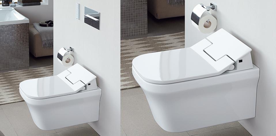 Habillage meuble toilette par Allia
