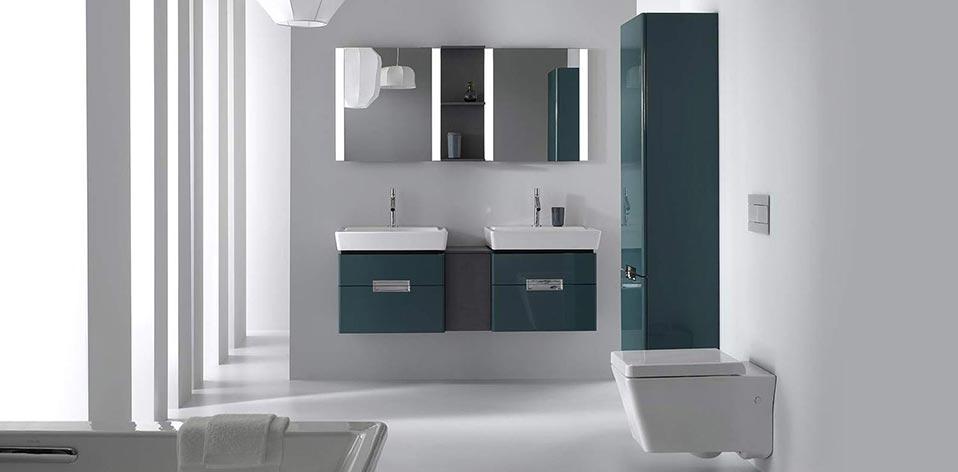 Collection de meuble de salle de bains Rêve par Jacob Delafon