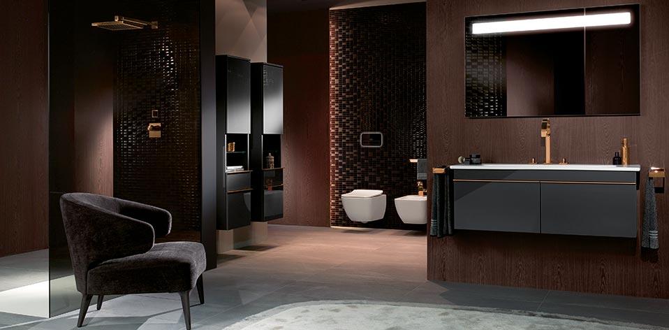 Collection de meuble de salle de bains Ventiicello par Villeroy & Boch