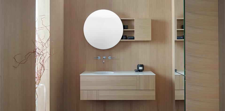 meuble de salle de bains coco par burgbad